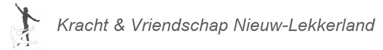 Kracht & Vriendschap Nieuw-Lekkerland logo